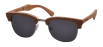 <p>	Wooden sunglasses that fold</p>